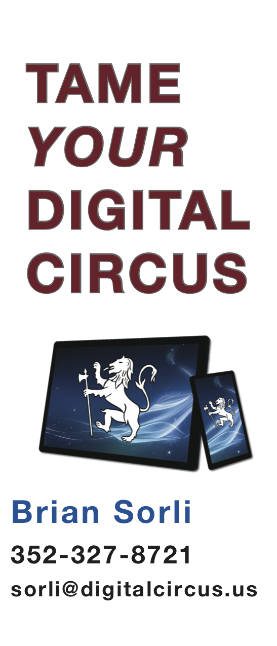 Tame Your Digital Circus